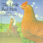 Cover of: Little Red Hen (Nursery Tales) by Norman Messenger