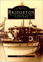 Cover of: Bridgeton | Bill Chestnut