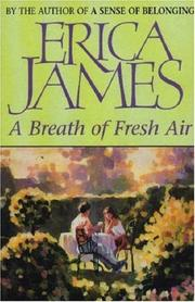 Cover of: A BREATH OF FRESH AIR | Erica James