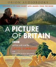 Cover of: A Picture of Britain | David Dimbleby
