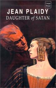 Cover of: Daughter of Satan by Victoria Holt