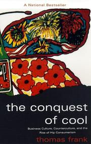 Cover of: The Conquest of Cool | Thomas Frank