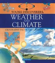 Cover of: Weather and climate | Barbara Taylor