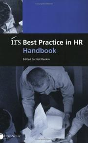 Cover of: irs Best Practice in HR Handbook by Neil Rankin
