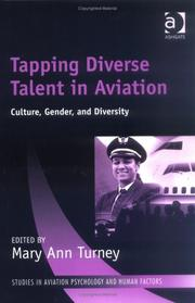 Cover of: Tapping Diverse Talent in Aviation by Mary Ann Turney