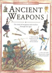 Cover of: Ancient Weapons & Warfare (Exploring History) | Will Fowler