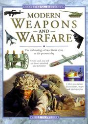 Cover of: Modern Weapons and Warfare by Will Fowler