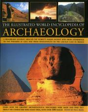 Cover of: The Illustrated World Encyclopedia of Archaeology | Paul Bahn