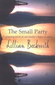 Cover of: The Small Party by Lillian Beckwith