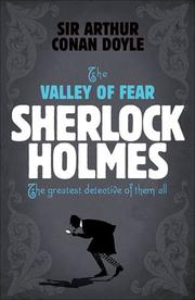 Cover of: The valley of fear by Sir Arthur Conan Doyle