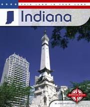 Cover of: Indiana | Ann Heinrichs