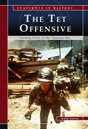 Cover of: The Tet Offensive | Dale Anderson