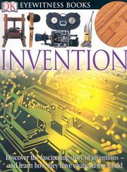 Cover of: Invention | Lionel Bender