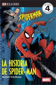 Cover of: Historia de Spider-Man, La | Michael Teitelbaum