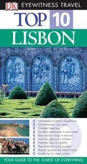 Cover of: Top 10 Lisbon by DK Publishing