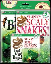 Cover of: Bugs! Bugs! Bugs! and Slinky, Scaly Snakes! | Jennifer Dussling