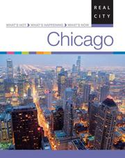 Cover of: Real City Chicago by DK Publishing