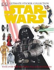 Cover of: Star Wars Ultimate Sticker Collection | DK Publishing