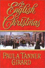 Cover of: An English Christmas by Paula Tanner Girard