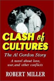 Cover of: Clash of Cultures | Robert Miller