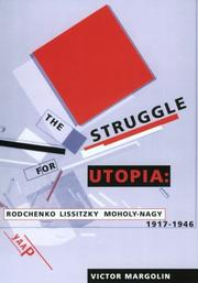 Cover of: The Struggle for Utopia | Victor Margolin