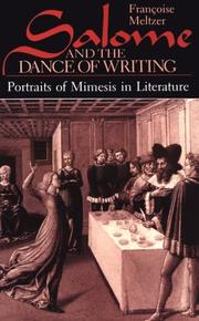 Cover of: Salome and the Dance of Writing by Francoise Meltzer