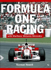 Cover of: Formula One racing | Norman Howell