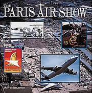 Cover of: The Paris Air Show by Don Berliner
