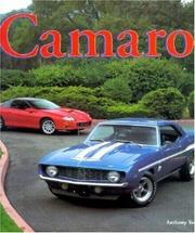 Cover of: Camaro | Tony Young
