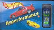 Cover of: Hot Wheels Hyperformance | Michael Teitelbaum