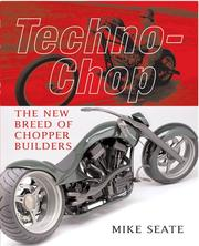 Cover of: Techno-Chop | Mike Seate