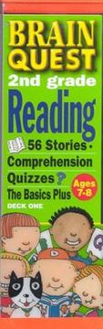 Cover of: Brain quest 2nd grade reading | Bonnie Dill