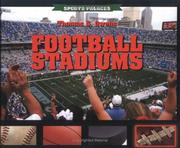 Cover of: Football Stadiums (Sports Palaces) | Thomas Owens