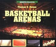 Cover of: Basketball Arenas (Sports Palaces) | Thomas Owens