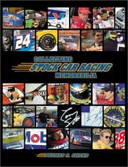 Cover of: Collecting Stock Car Racing Memorabilia | Thomas Owens