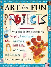Cover of: Art for fun projects | Sue Lacey