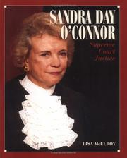 Cover of: Sandra Day O'Connor | Lisa Tucker McElroy
