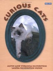 Cover of: Curious cats | Alvin Silverstein