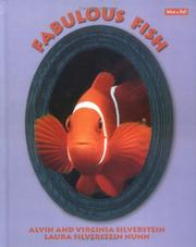 Cover of: Fabulous fish | Alvin Silverstein