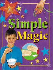 Cover of: Simple Magic by Peter Eldin