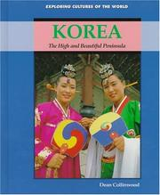 Cover of: Korea | Dean W. Collinwood