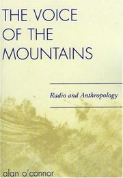 Cover of: The Voice of the Mountains by Alan O'Connor