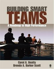 Cover of: Building smart teams by Carol Anne Beatty
