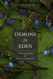 Cover of: Demons in Eden | Jonathan Silvertown