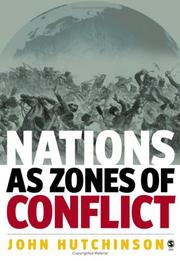 Cover of: Nations as Zones of Conflict | John Hutchinson