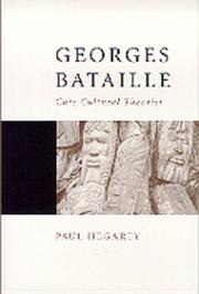 Cover of: Georges Bataille | Paul Hegarty