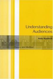 Cover of: Understanding audiences | Andy Ruddock