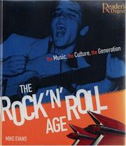 Cover of: The Rock 'N' Roll Age | Mike Evans