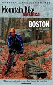 Cover of: Mountain Bike America Boston | Jeff Cutler