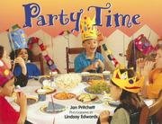 Cover of: Rlg1-11 N/F Party Time Is by Rigby